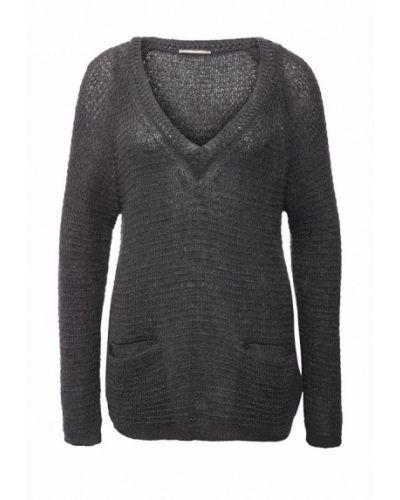 Серый пуловер Gas