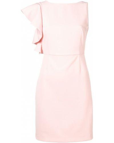 Розовое платье Blugirl