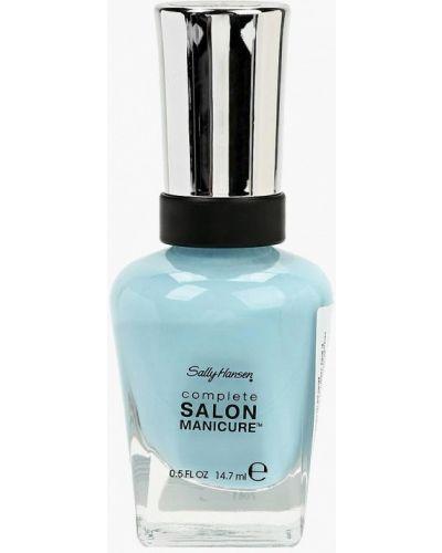 Лак для ногтей голубой голубой Sally Hansen