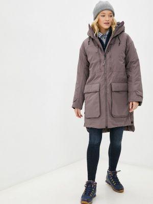 Утепленная куртка - фиолетовая Helly Hansen