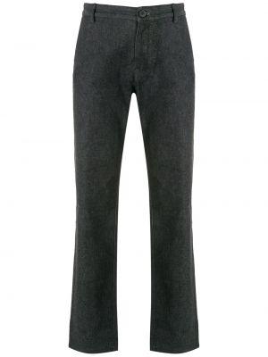 Зауженные брюки - черные Uma   Raquel Davidowicz