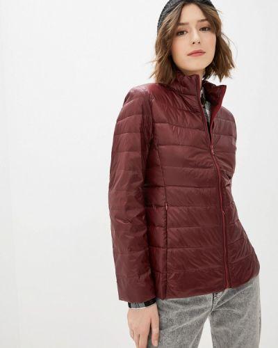 Зимняя куртка осенняя бордовый Tantra