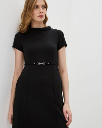 Черное вечернее платье High