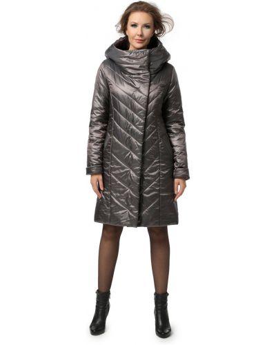 Модное пальто с капюшоном с воротником Dizzyway