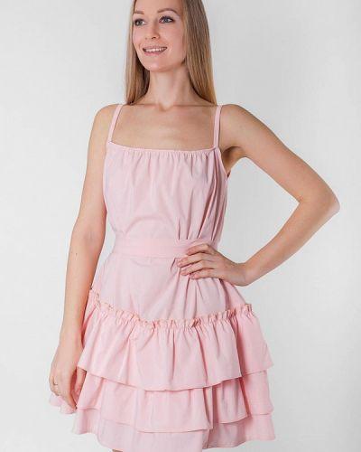 Сарафан розовый Подіум