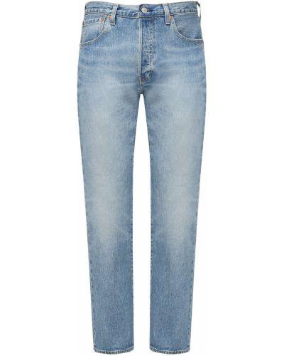 Niebieskie jeansy Levi's Red Tab