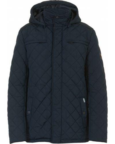 Синяя зимняя куртка Baon