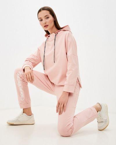 Костюмный розовый спортивный костюм Winzor