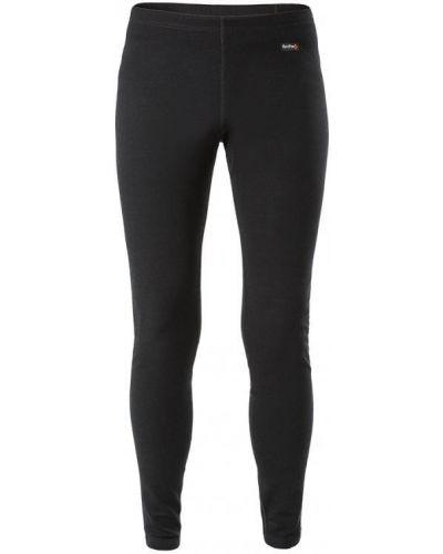 Шерстяные брюки - черные Red Fox