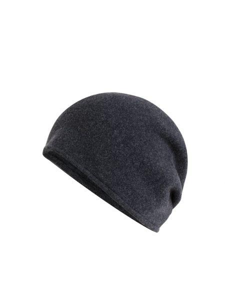 Wełniany czapka z fałdami Loevenich