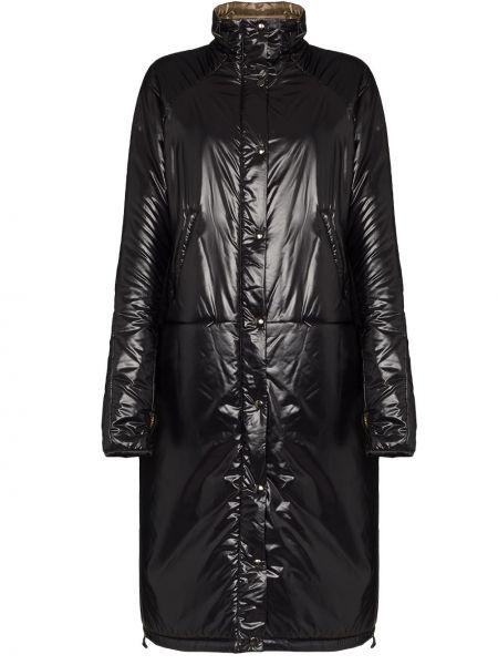Бежевое длинное пальто с воротником Kassl