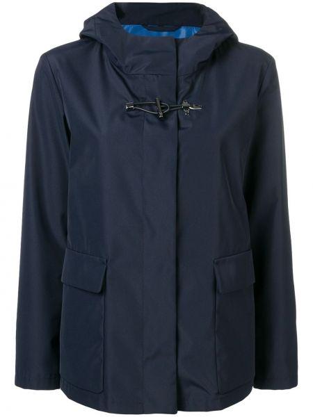Куртка с капюшоном на пуговицах укороченная Fay