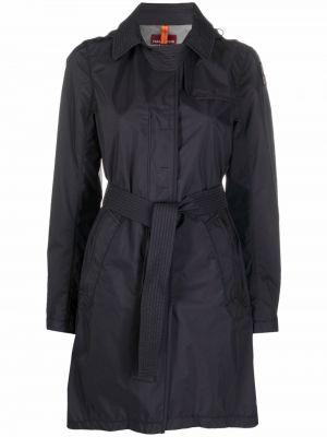 Серое пальто с карманами Parajumpers
