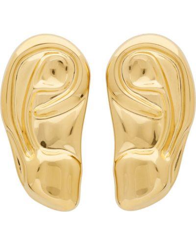 Broszka ze złota złoto Gucci