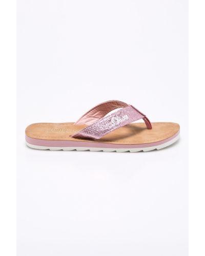 Розовые сандалии S.oliver