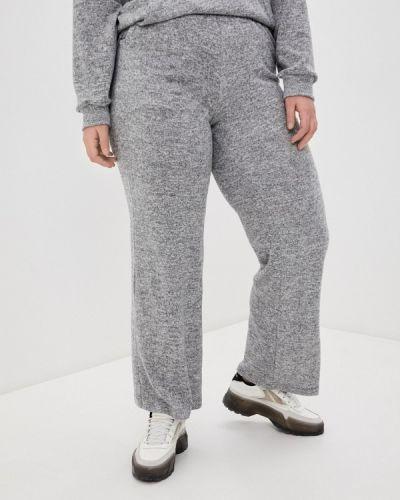 Серые спортивные брюки Malena