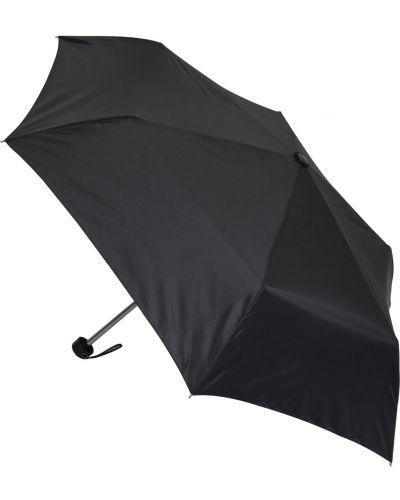 Czarny parasol Mountain Warehouse