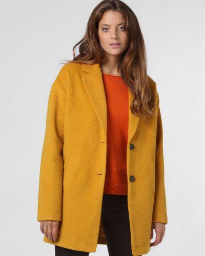 Żółty płaszcz Amber & June