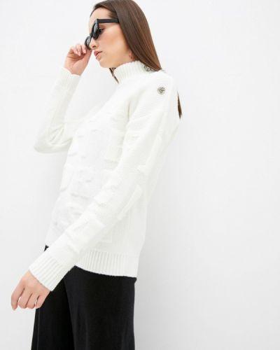 Белый свитер J.b4