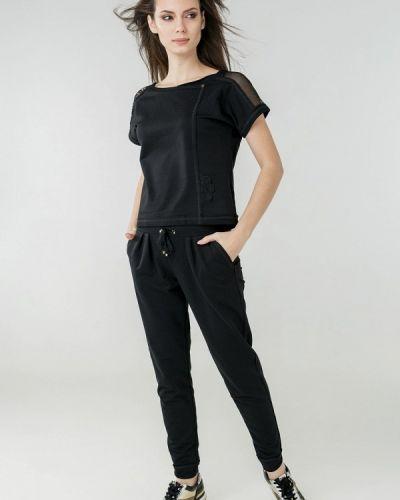 Спортивный костюм черный Ora