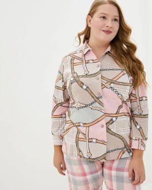 Рубашка розовый Лори
