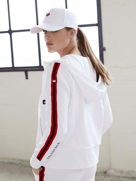 Белый спортивный костюм Goldbergh