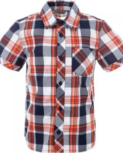 Рубашка с короткими рукавами льняная спортивная с карманами Outventure