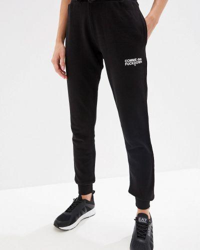 Спортивные брюки пуховые Comme Des Fuckdown