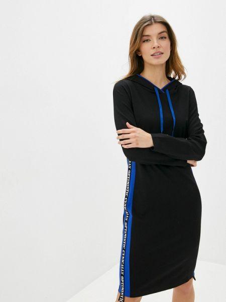 Платье платье-толстовка осеннее Lina