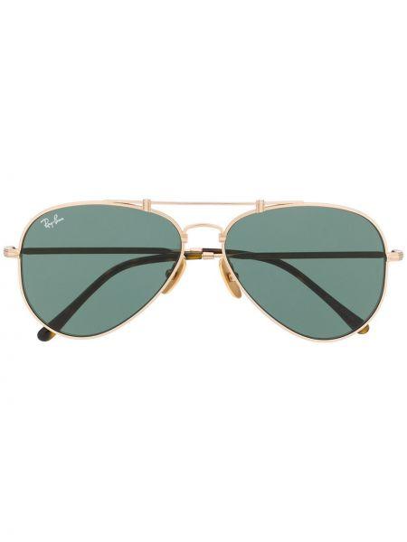 Prosto zielony oprawka do okularów Ray-ban