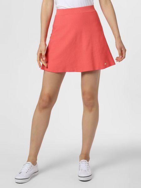 Ciepła pomarańczowa spódnica Nikkie