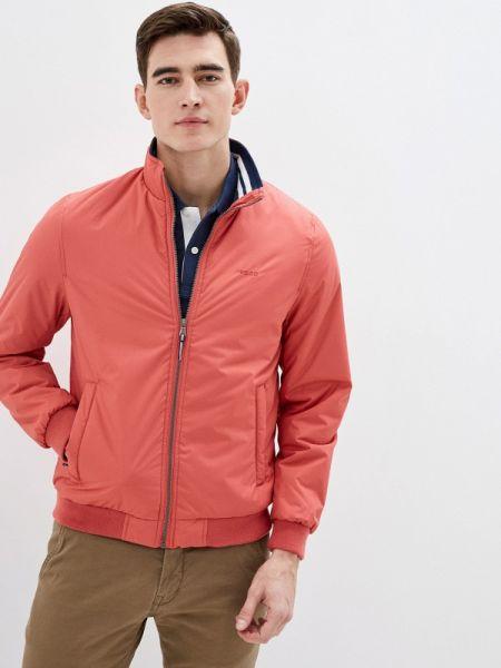 Утепленная куртка - розовая Izod