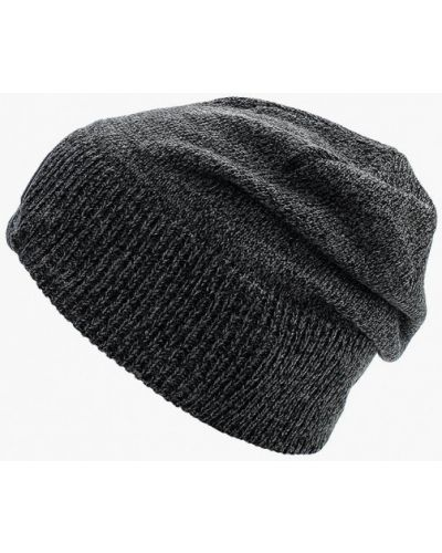 Черная шапка бини Adidas