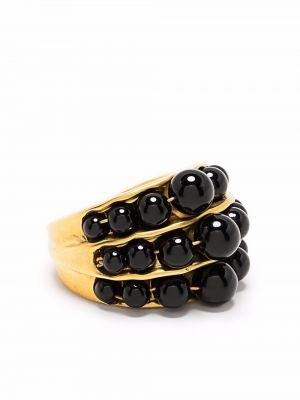 Złoty pierścionek Goossens