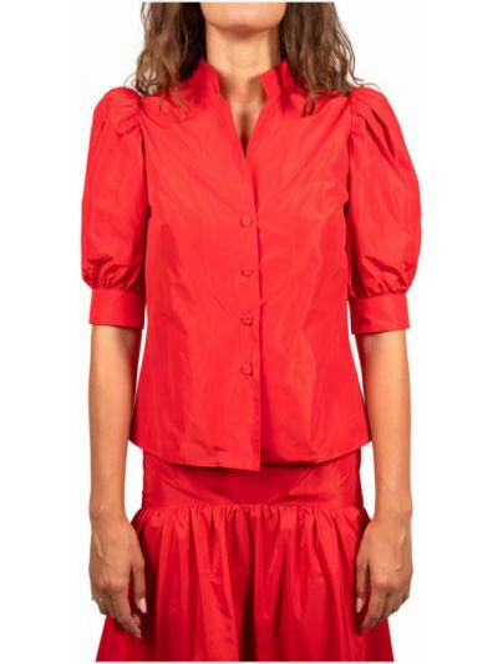 Czerwona koszula Hanita