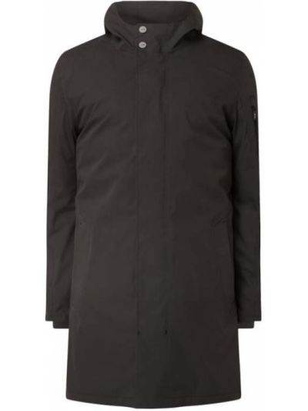 Czarna kurtka bawełniana G-lab