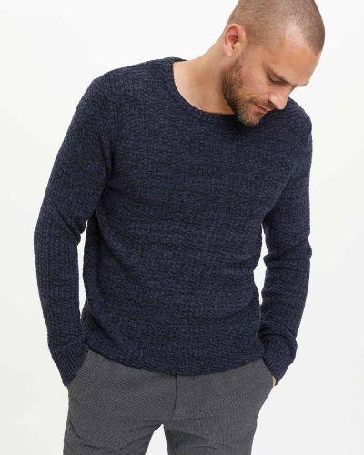 Синий свитер Defacto