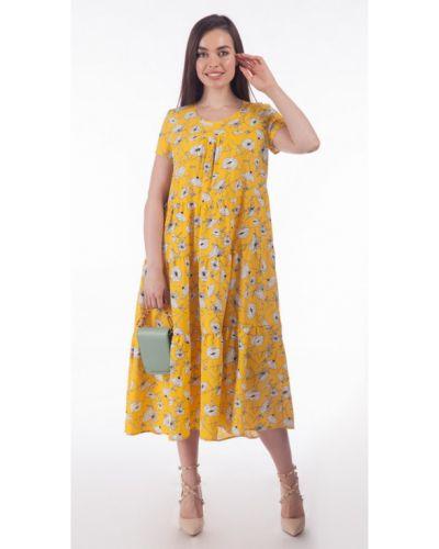 Свободное повседневное платье свободного кроя Rise