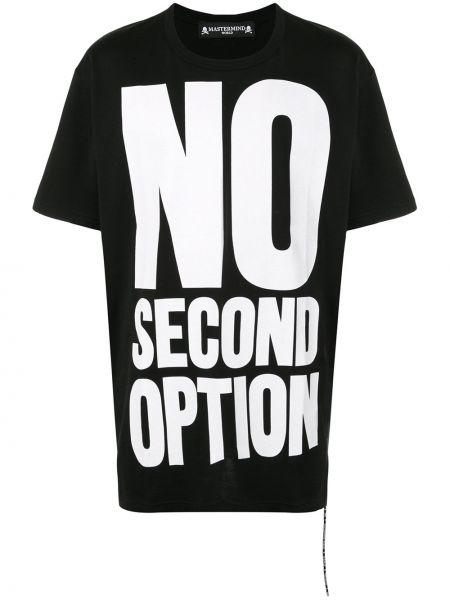 Koszula krótkie z krótkim rękawem długa z nadrukiem Mastermind World