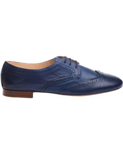 Синие броги Doucal's