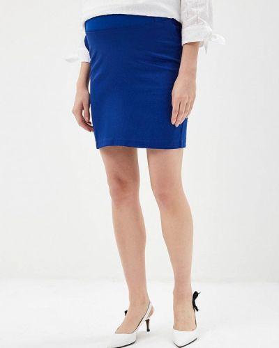 Синяя юбка Mammysize