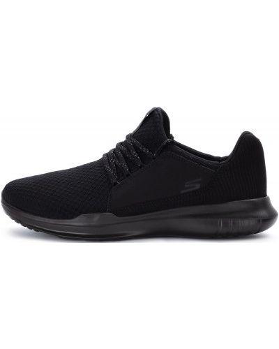 Кроссовки с перфорацией на шнуровке Skechers