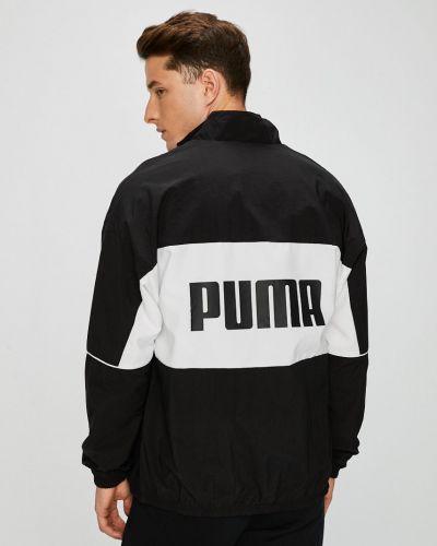 Куртка укороченная в полоску Puma