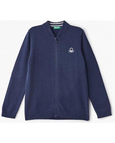 Кардиган синий United Colors Of Benetton