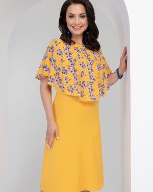 Желтое платье Charutti