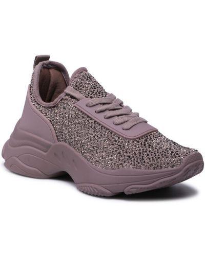 Sneakersy - fioletowe Call It Spring