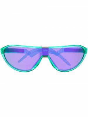 Солнцезащитные очки - зеленые Oakley