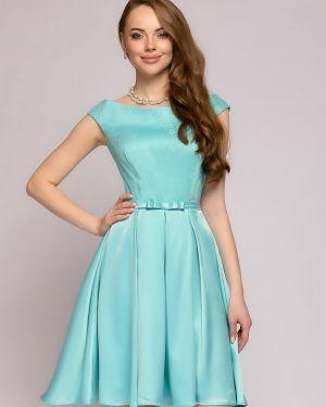 Коктейльное платье платье-сарафан на молнии 1001 Dress