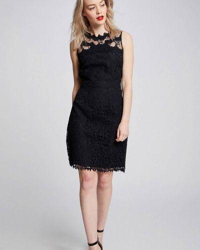 Вечернее платье черное Morgan
