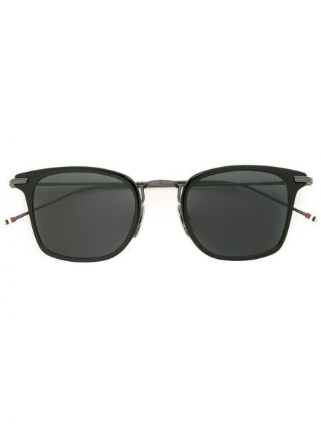 Okulary przeciwsłoneczne plac szkło Thom Browne Eyewear